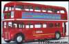 EFE 25518 Long AEC Routemaster RML ' Arriva South London ' - Route 159 Marble Arch - PRE OWNED